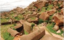 Chitradurga-Fort
