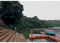 Dhamapur-Lake