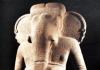 Ganesha - Cambodia 8th C CE